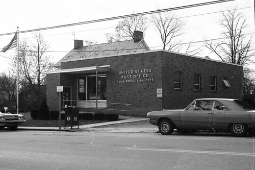 York Springs, PA post office | by PMCC Post Office Photos