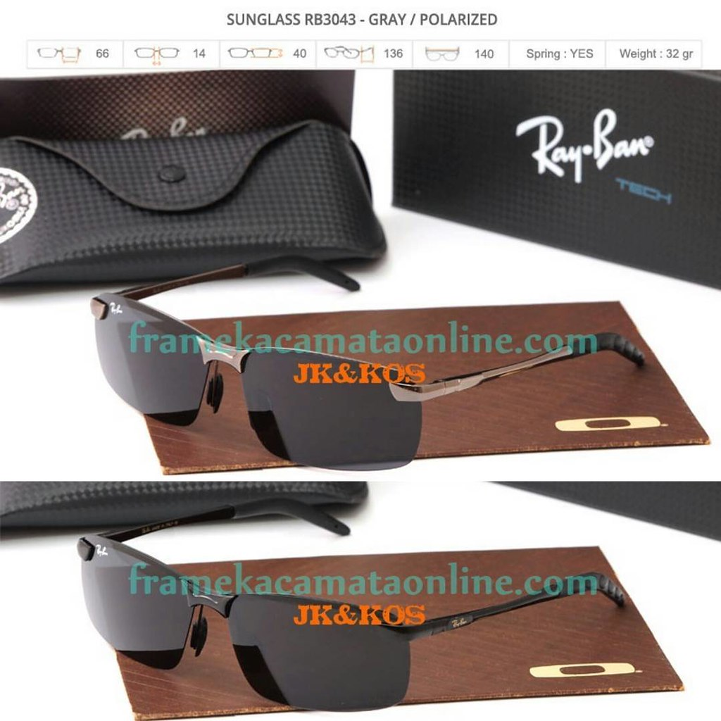 72cd612d62a Ray Ban Rb3042 « One More Soul