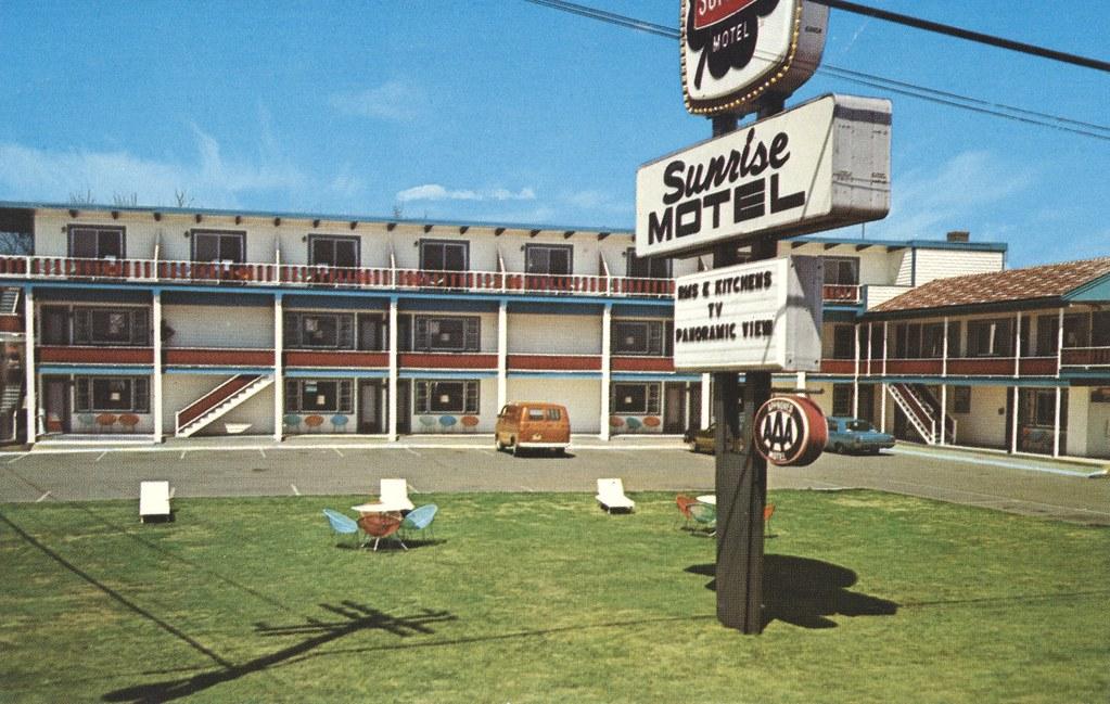 Sunrise Motel - York Beach, Maine