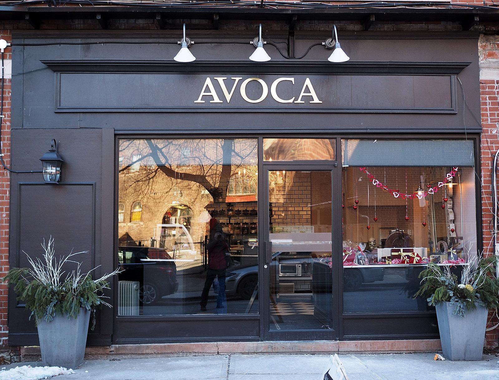 Avoca Chocolate Shop, Toronto
