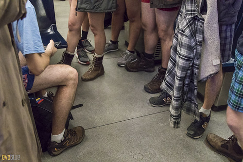 no pants subway ride montreal 2016 - 85 | by Eva Blue