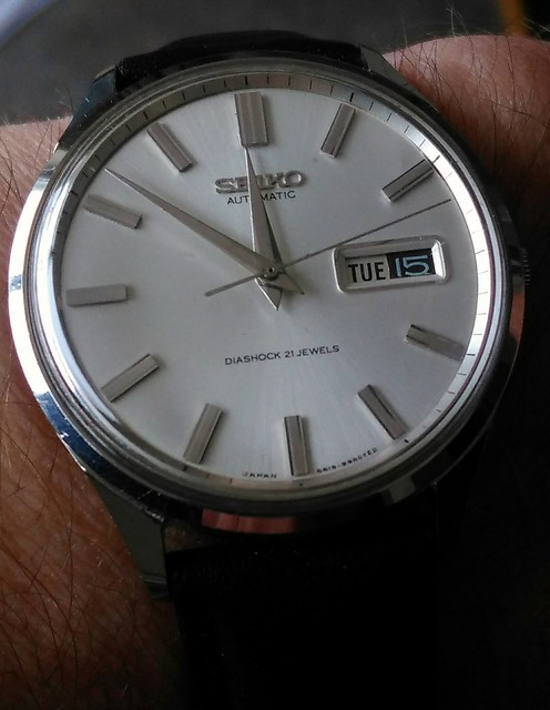 Let us see your Seikos  - Page 2 25177638304_862a5fd8da_z
