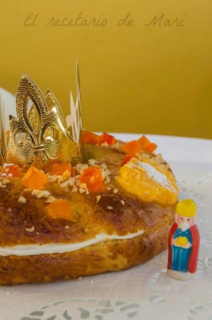 Roscón de Reyes 5