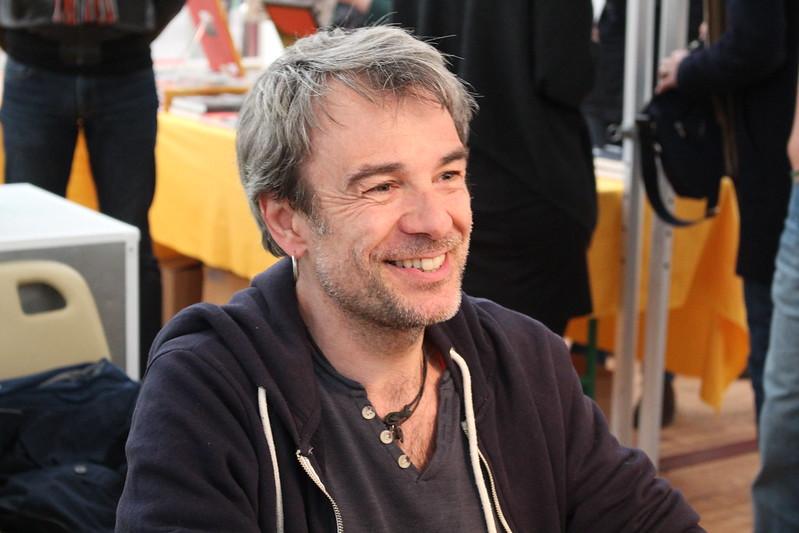 Fabcaro - Festival Le Livre à Metz
