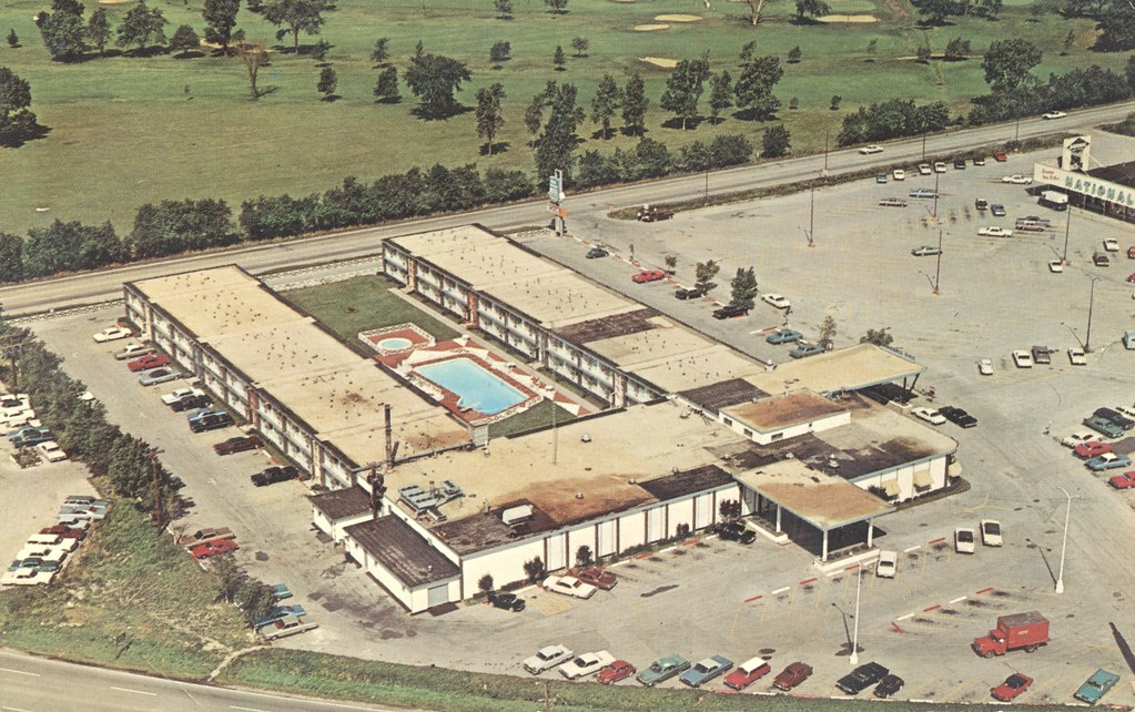 Dixie Governor Motor Inn - East Hazelcrest, Illinois