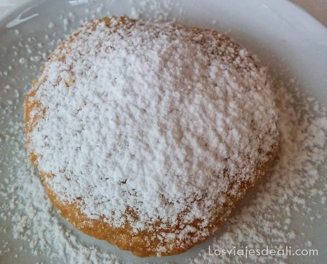 pasta dulce de la gastronomía griega
