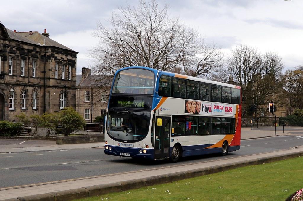 16960 YJ04FZA Stagecoach Fife   by busmanscotland 16960 YJ04FZA Stagecoach  Fife   by busmanscotland