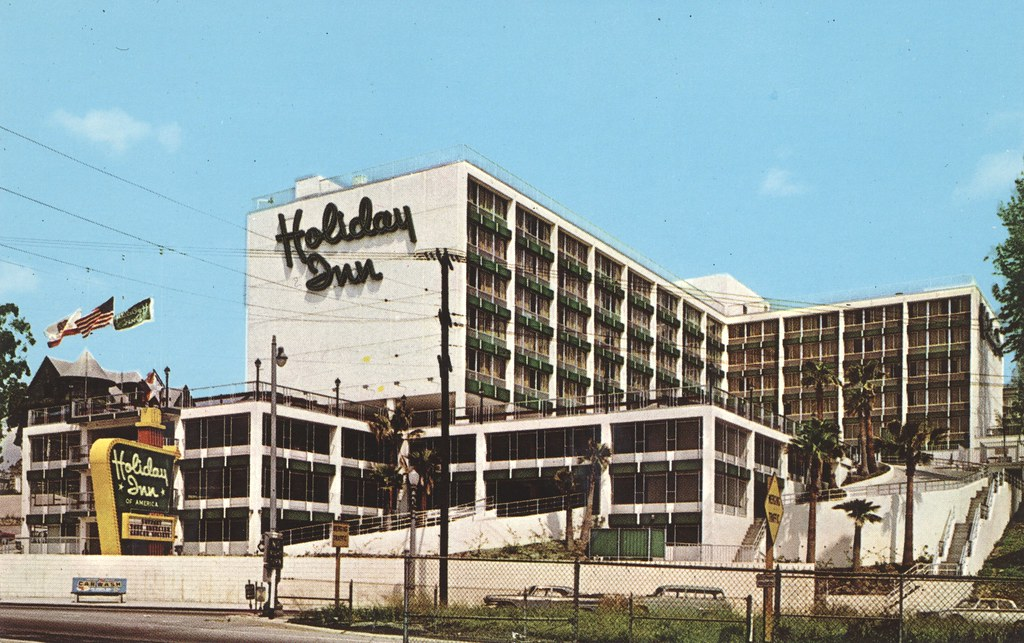 Holiday Inn Downtown - Los Angeles, California