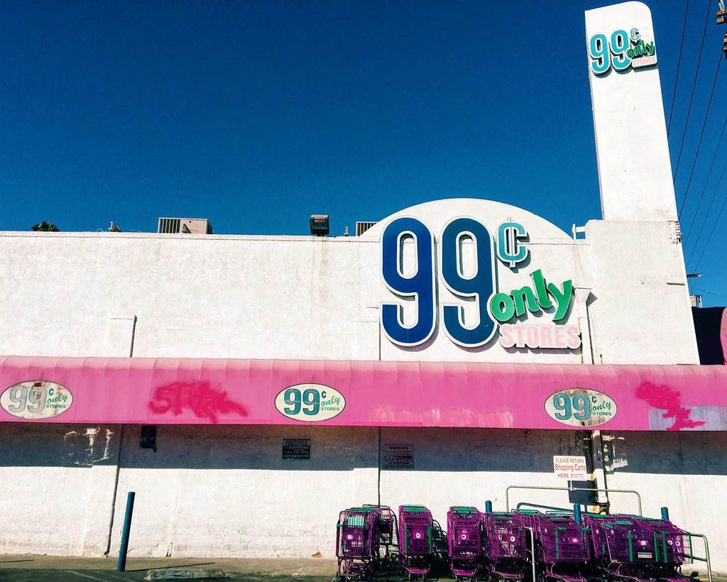 By KTDrasky 99 Cent Store Silverlake Los Angeles CA