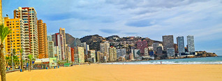 Benidorm_panorama | by worldtravelimages.net