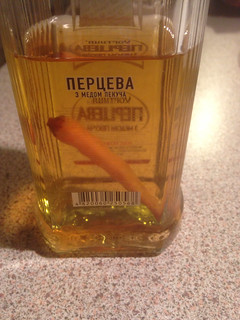 77/365 Severed finger vodka | by Anetq