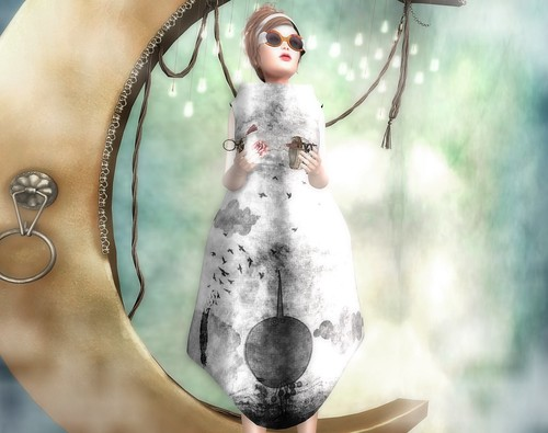 [sYs] PIERROT dress & sunglasses | by [sYs]-Design