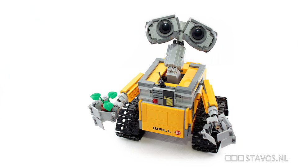 WALL·E   Lego WALL·E I got this set a couple of weeks ago wh…   Flickr