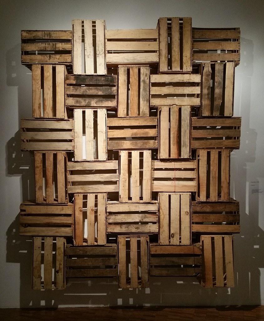 Huacales 2000 Boris Viskin Exhibici N Temporal Del Mam Flickr # Muebles Con Uacales