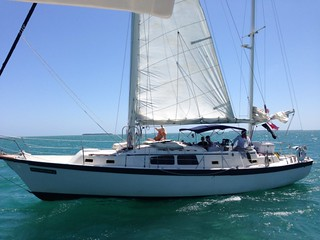 Moondance ready for sail | by keywestsailingadventure