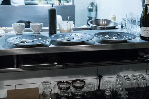 Empellon Cocina Kitchen Table