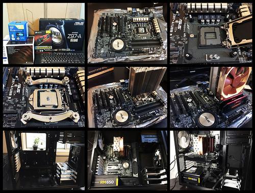 i7 4790k build
