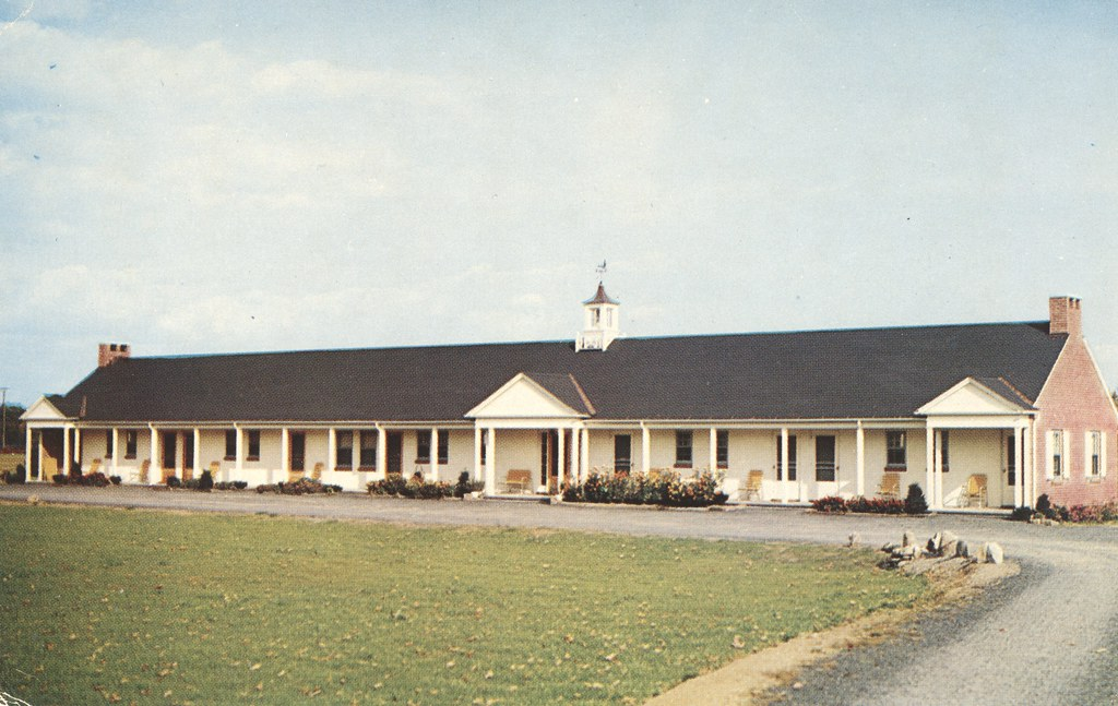 The Jenny Lind Motel - West Hatfield, Massachusetts