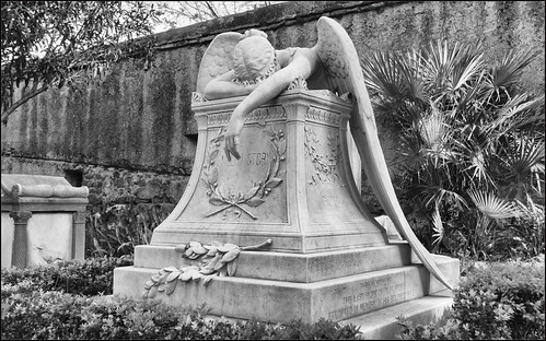 Angel of Grief | by Bert Kaufmann