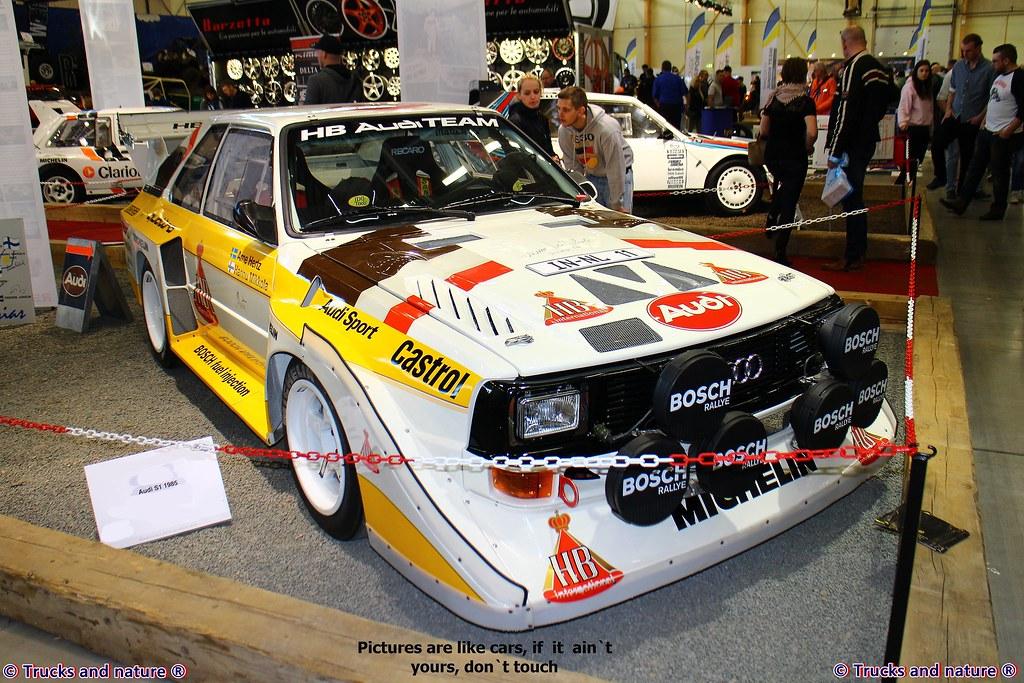 Audi Sport Quattro S1 1985 A Real Dream Coming True Seein Flickr