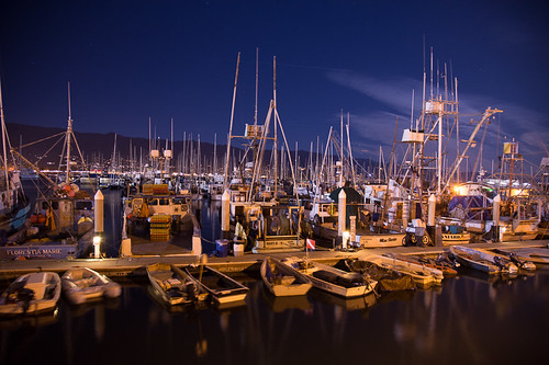 Fishing Fleet at Rest - Straehley | by cameraclub231