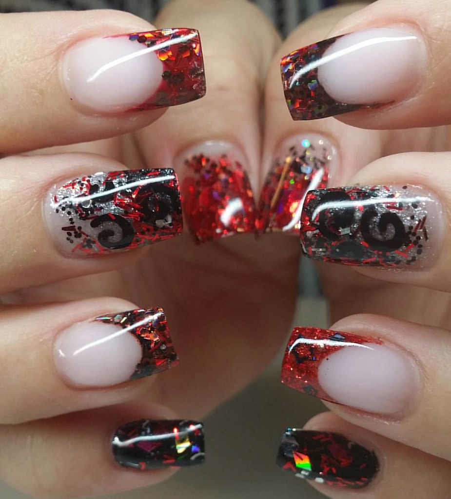 All gel nails using Akzentz ProFormance, Options & Gel Pla… | Flickr