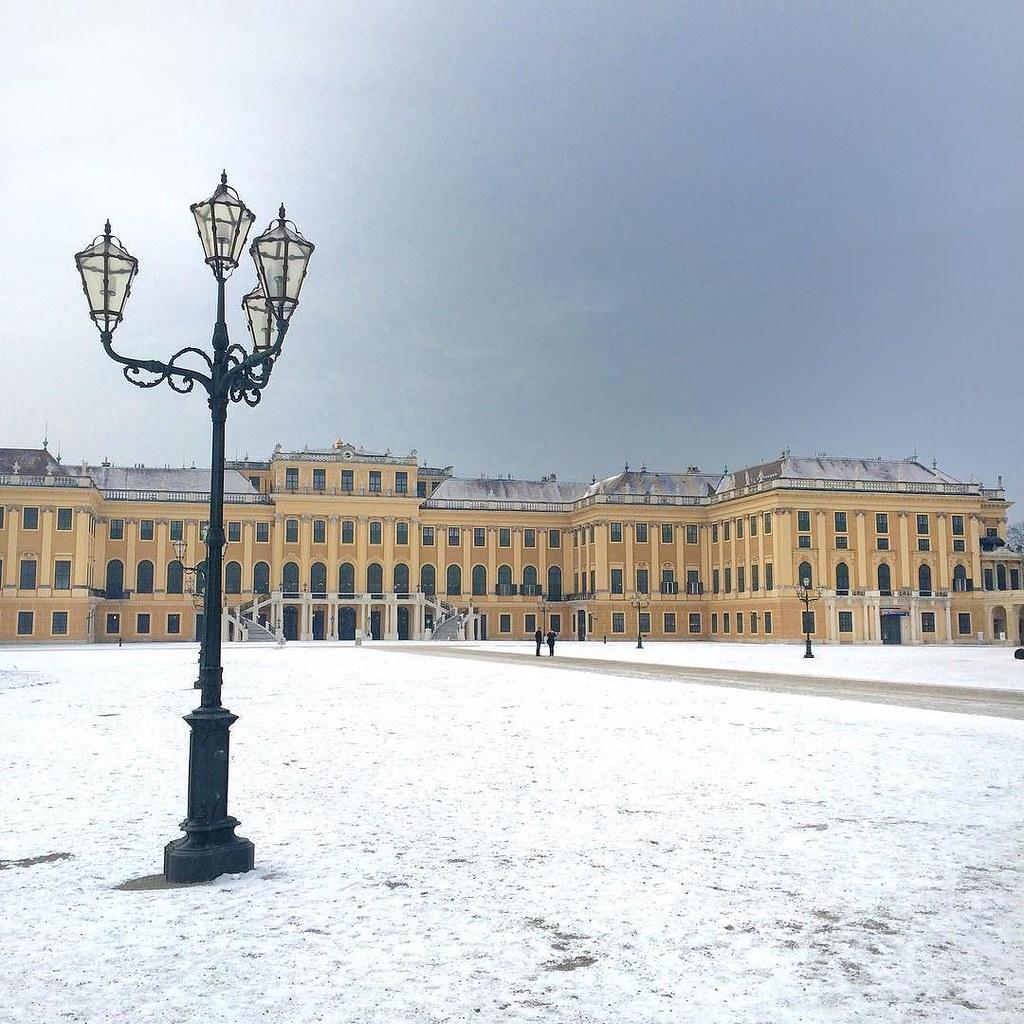 Guten Morgen Schönbrunn Cant Think Of A Better Way To S
