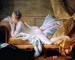 François boucher femme nue o murphy