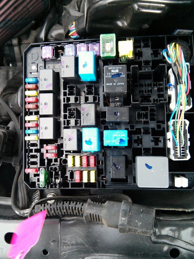 Evo X Fuse Box Wiring Diagram Headlight Evox Sunny Flickr Corvette