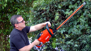 Echo 58V Hedge Trimmer Review