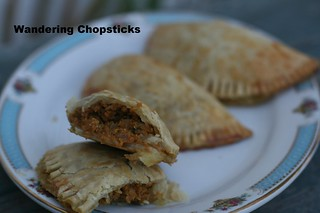 Pumpkin Pasties with Ground Beef, Onions, and Sage 1 | by wanderingchopsticks