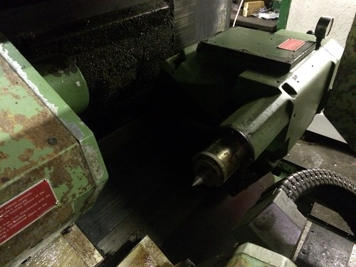 New lathe arrives | by AdeV