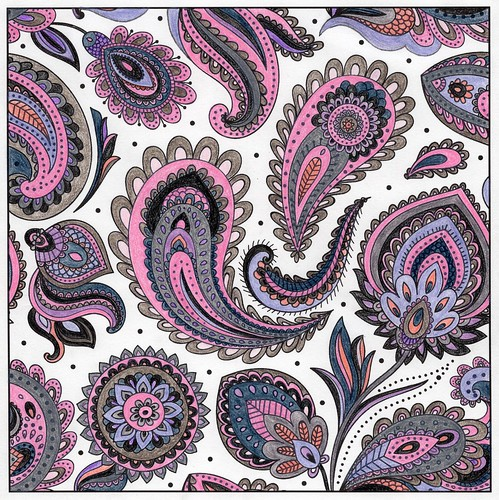 Image Result For Paisley Animals Coloring