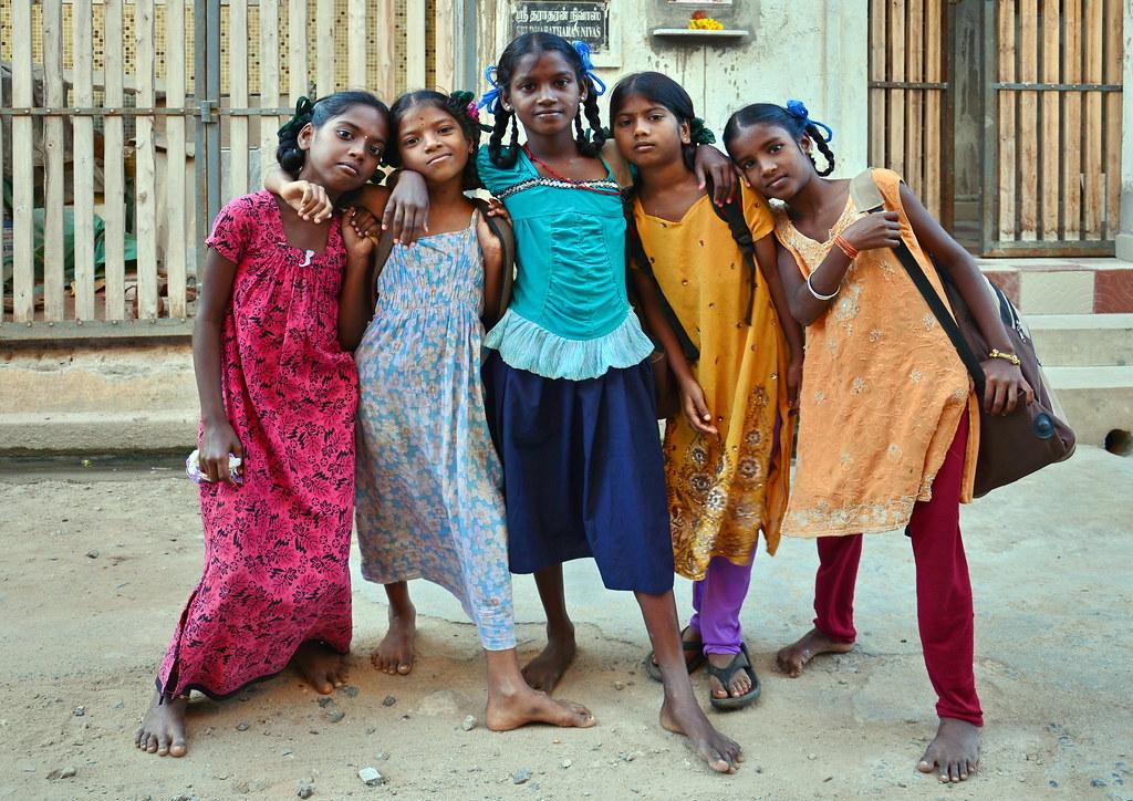 Pondy girls