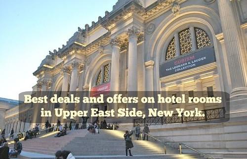 Upper East Side Hotel Deals