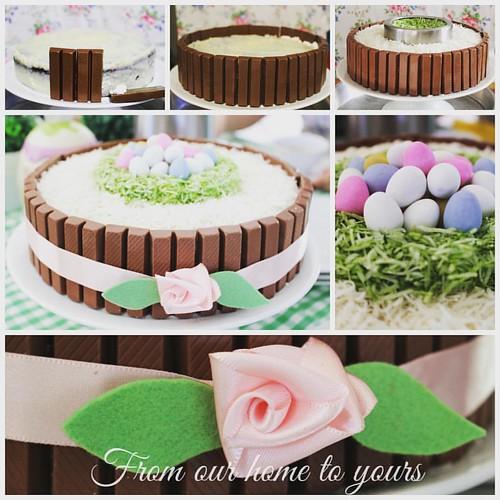 Kit Kat Cake Uk