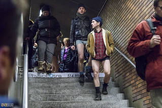no pants subway ride montreal 2016 - 40 | by Eva Blue