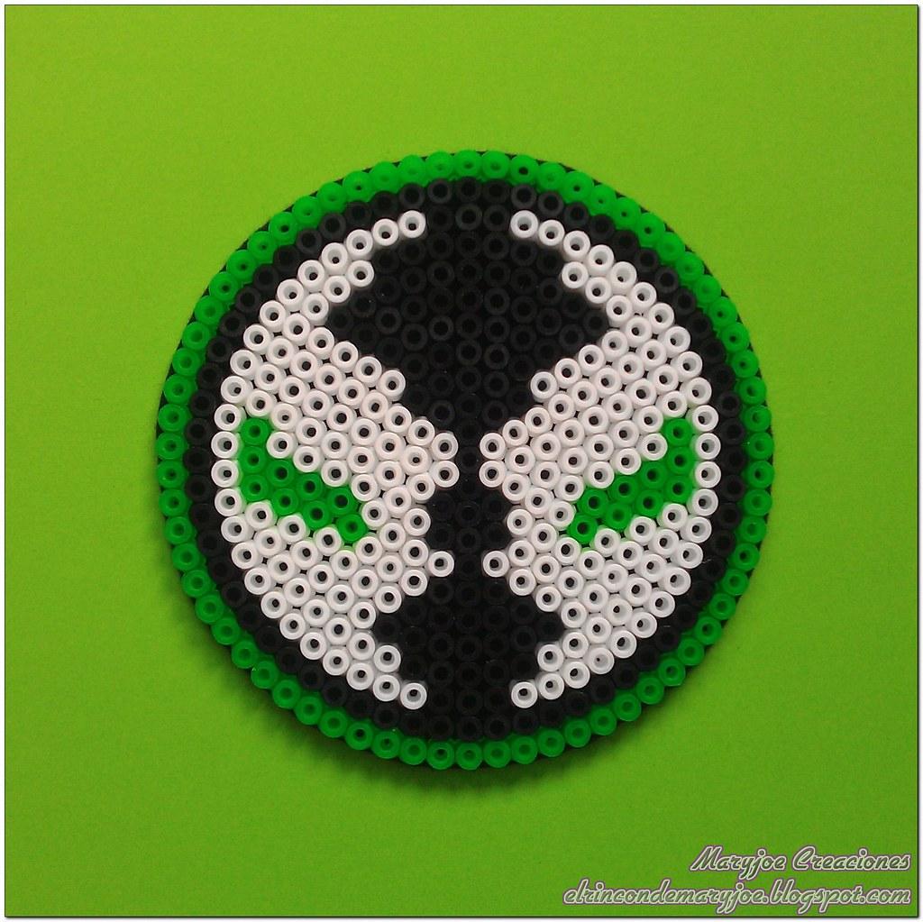 Hama Posavasos Spawn Logo Con Marca De Agua Maryjoecraft Flickr