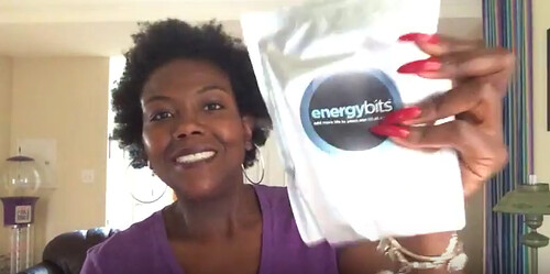 #RapOnTheRun: Spirulina Algae Review For Energy & Endurance + EnergyBits vs. Green Foods (Video) | by NanciOIsHIpHop