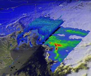 GPM's 3-D View of Storm's Moisture From the Atlantic Ocean | by NASA Goddard Photo and Video