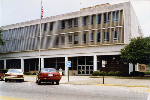 Thomasville, GA post office | by PMCC Post Office Photos