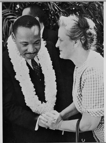 Martin Luther King, Jr. at the University of Hawaii