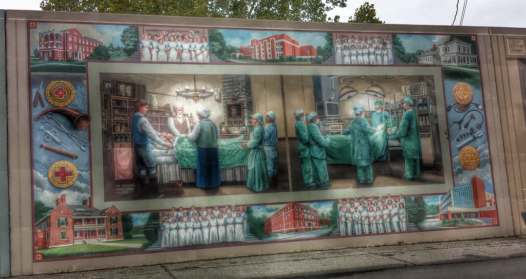 ... Flood Wall Murals  Portsmouth OH (29)   By Kevystew