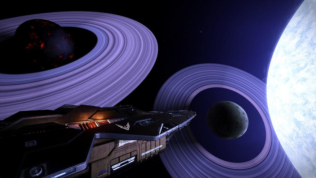 ... HIP 38064 | by CMDR J. Shepard