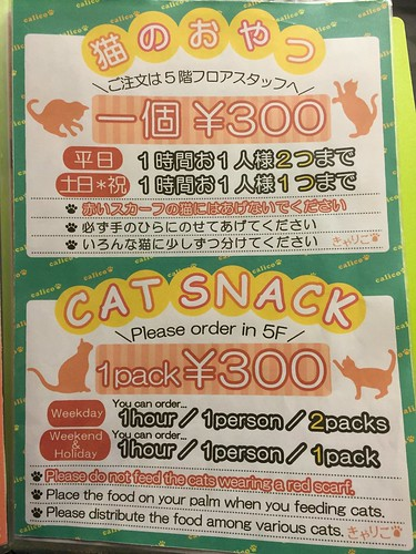Calico Cat Cafe | by jericl cat