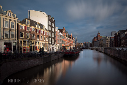 Singel Reflection - Amsterdam, The Netherlands | by www.caseyhphoto.com
