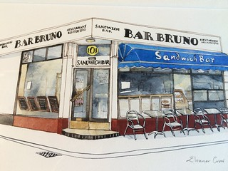 Bar Bruno by Eleanor Crow | by russelldavies