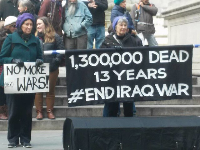 13th Anniversary of the Iraq War