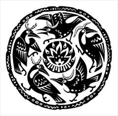 Dance of the Hornbills / Танец рогатых воронов