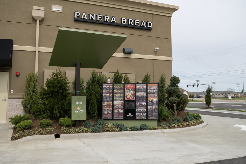 panera bread drive thru near me